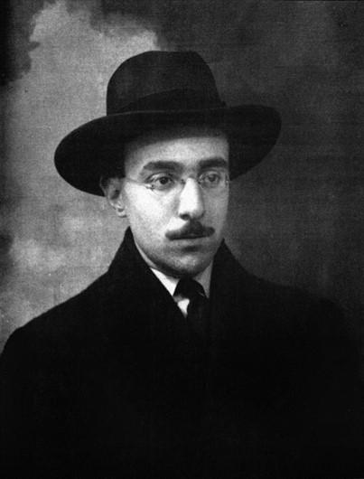Fernando Pessoa Citation