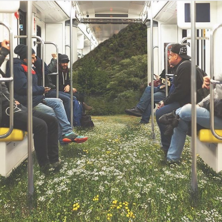 poeme transport metro